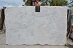 WHITE CALCITE LEATHER 3CM LOT 3L837831 115X71