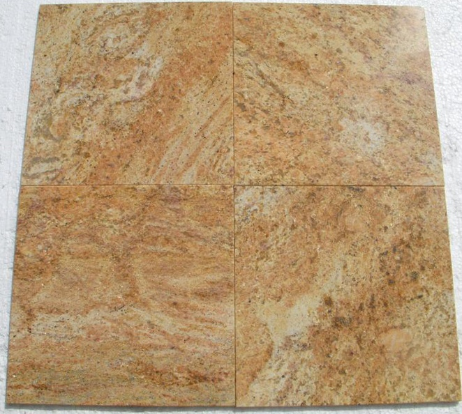 KASHMERE GOLD POLISHED 12X12