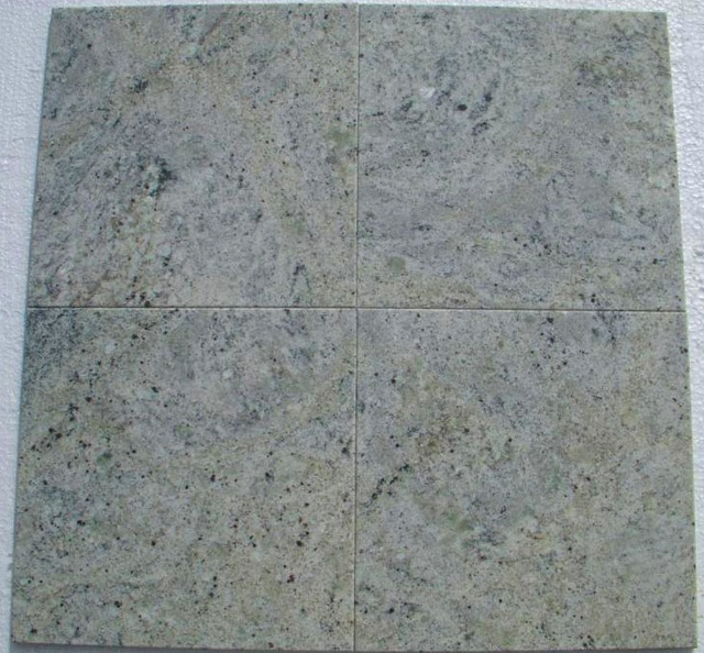 WHITE KINAWA POLISHED 12X12