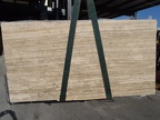 SILVER TRAVERTINE 3CM LOT 3P307716 105X54