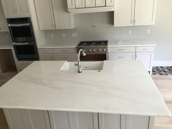 Marble Slabs Mystery White Gallery